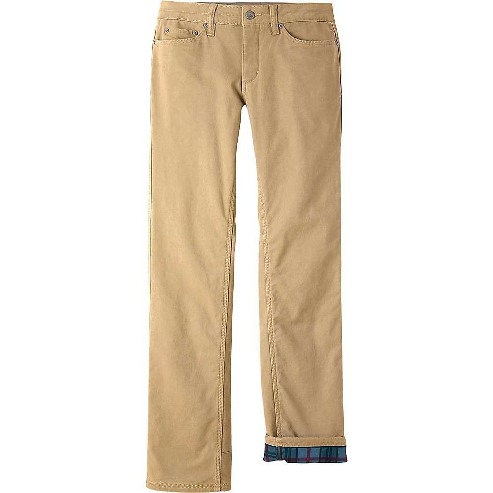 マウンテンカーキス Mountain Khakis レディース ボトムス・パンツ 【camber 106 classic fit lined pant】Yellowstone