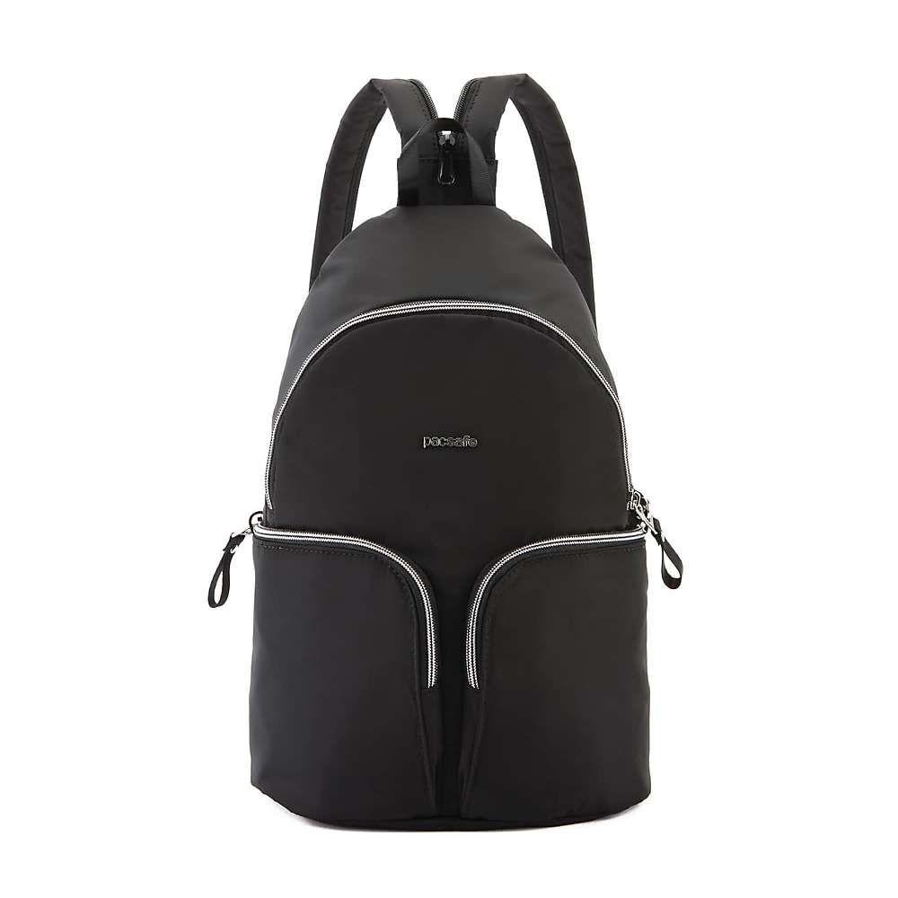 パックセイフ Pacsafe レディース バックパック・リュック バッグ【stylesafe sling backpack】Black