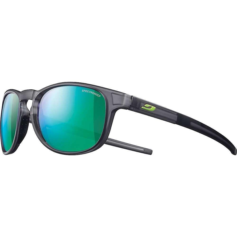 ジュルボ Julbo レディース メガネ・サングラス 【resist sunglasses】Translucent Black/Green/Spectron CF
