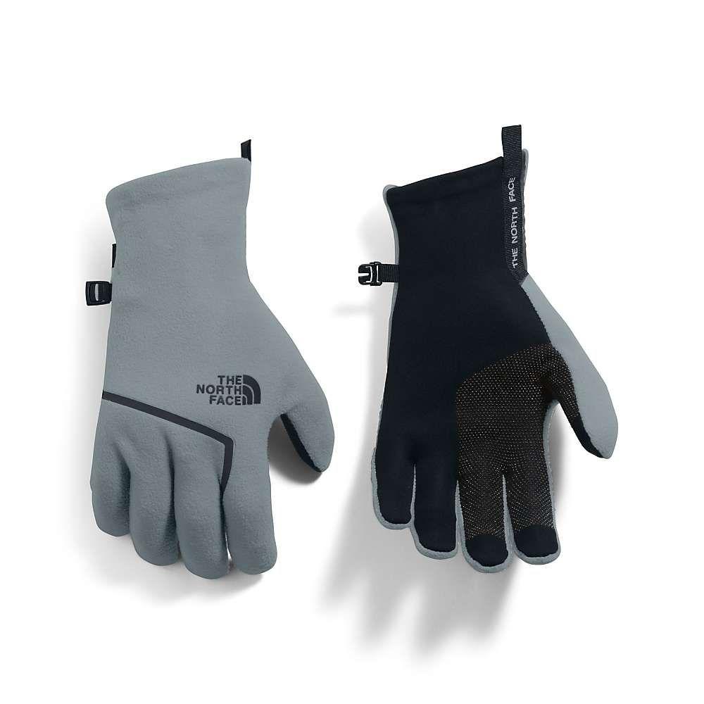 ザ ノースフェイス The North Face レディース 手袋・グローブ 【gore closefit fleece glove】Mid Grey