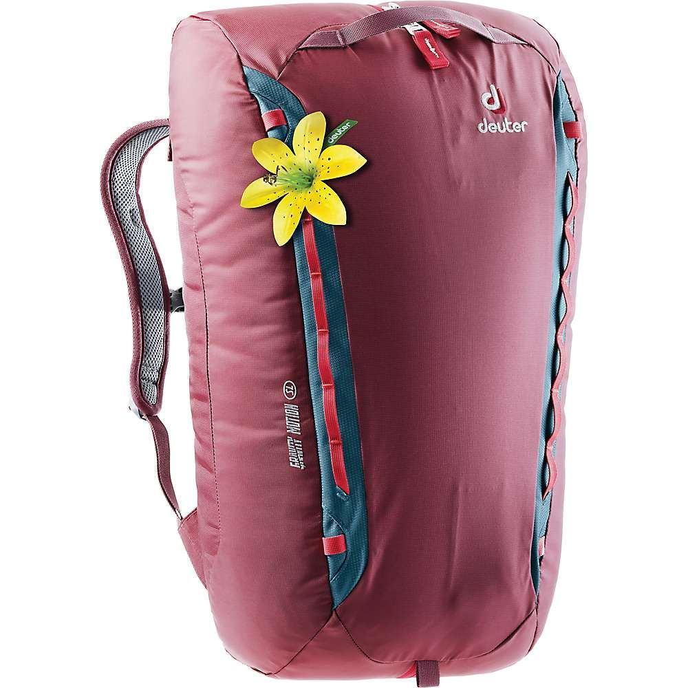 ドイター Deuter レディース クライミング バックパック・リュック【gravity motion sl backpack】Maroon/Arctic