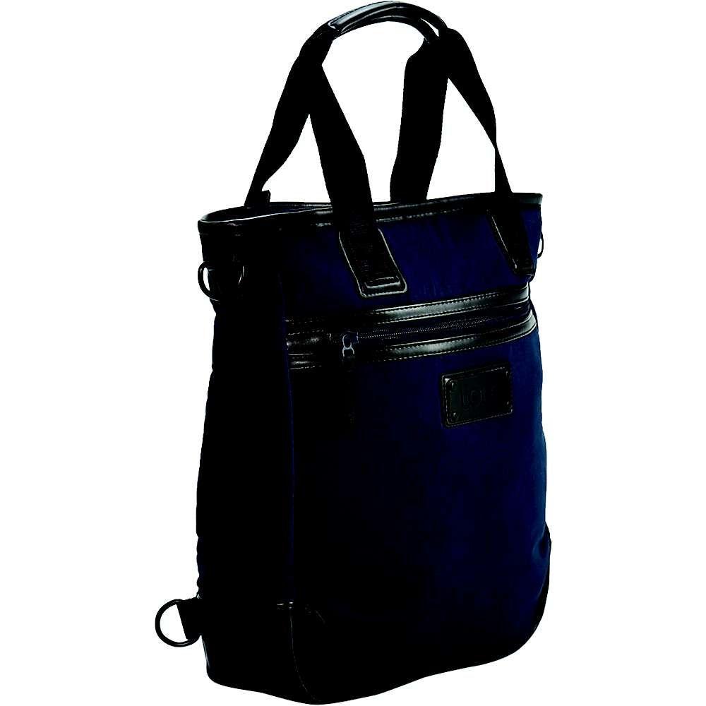 ロール Lole レディース トートバッグ バッグ【mini lily waxed tote bag】Galaxy