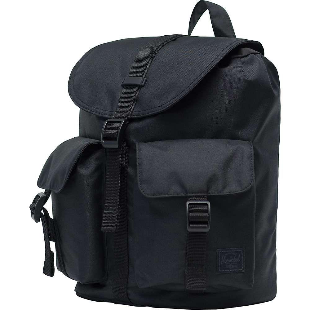 ハーシェル サプライ Herschel Supply Co レディース バックパック・リュック バッグ【dawson small light backpack】Black
