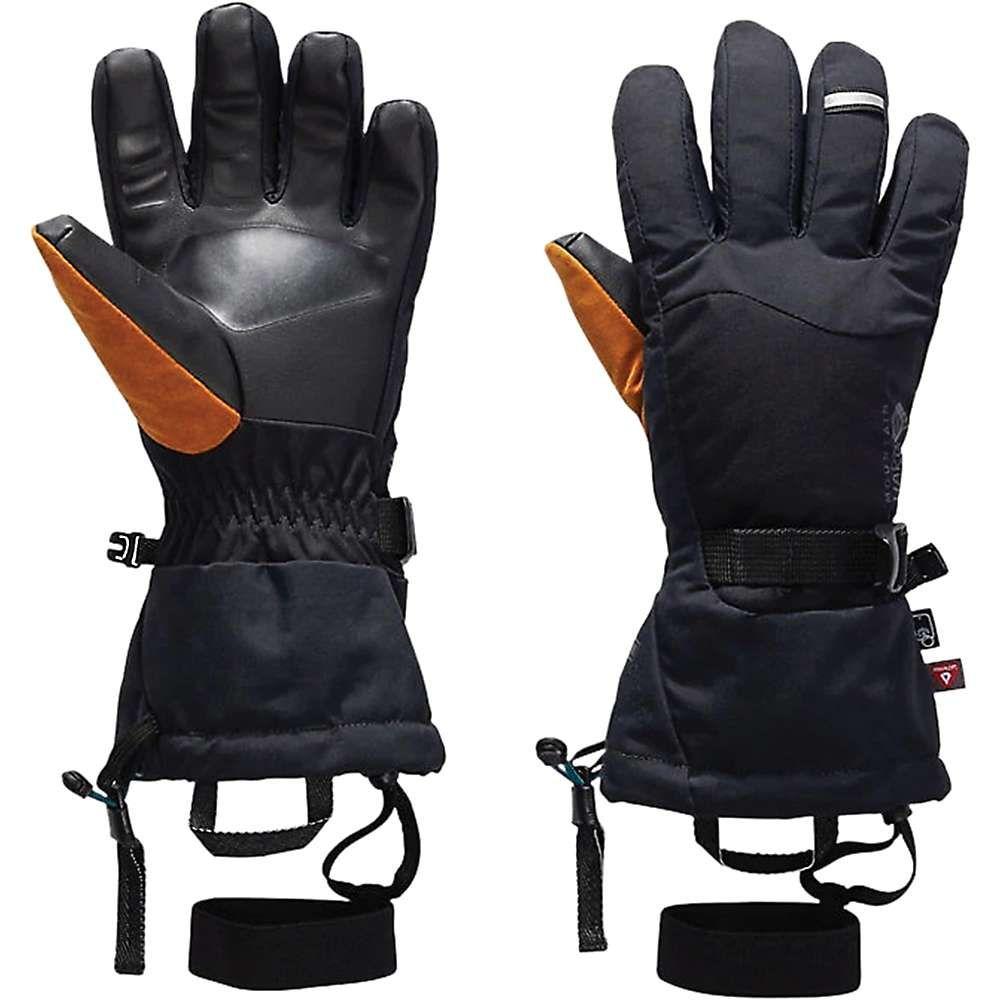 マウンテンハードウェア Mountain Hardwear レディース 手袋・グローブ 【firefall/2 gtx glove】Black