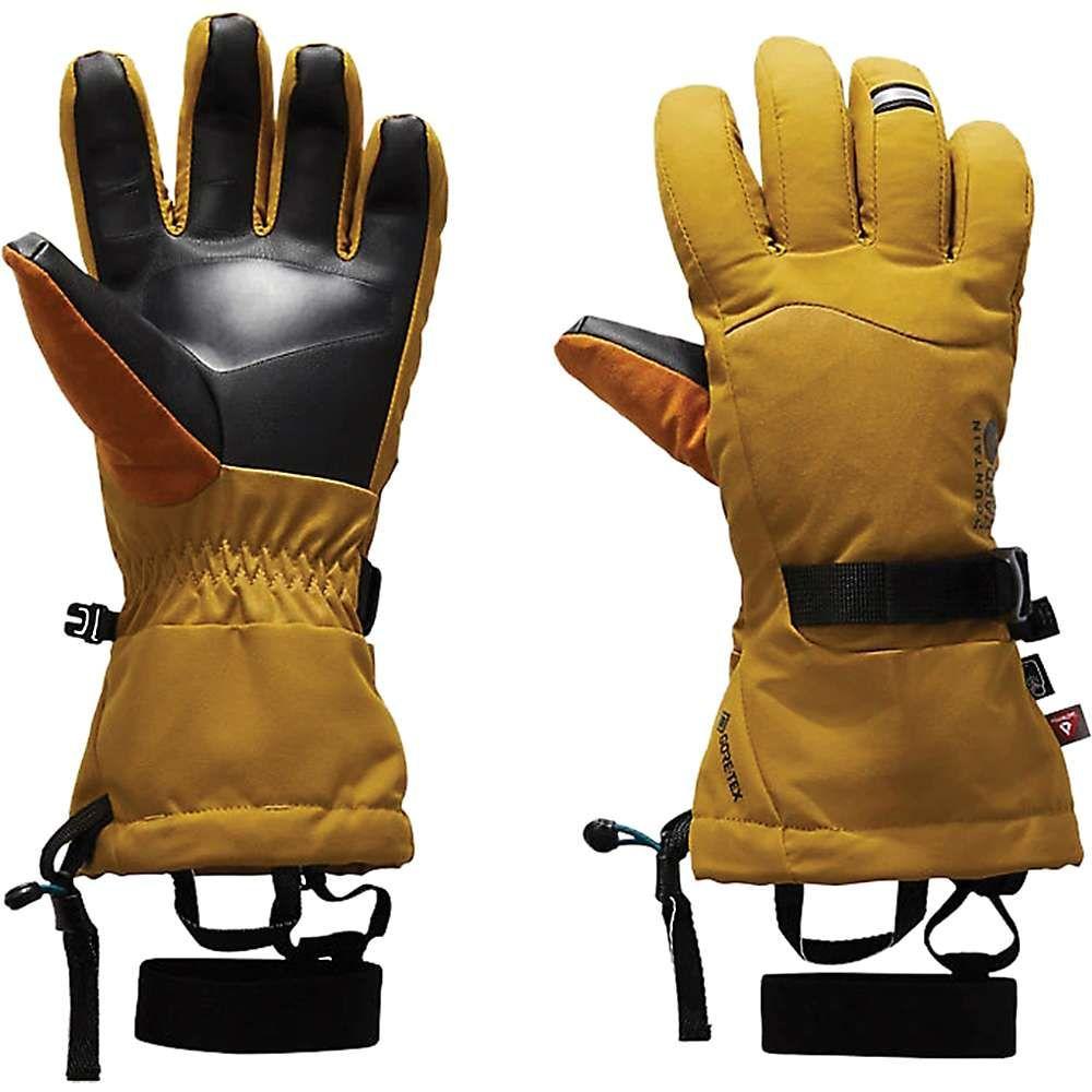 マウンテンハードウェア Mountain Hardwear レディース 手袋・グローブ 【firefall/2 gtx glove】Dark Bolt