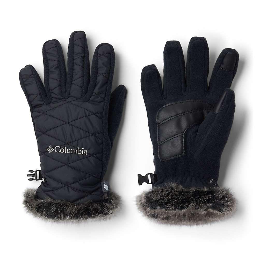 コロンビア Columbia レディース 手袋・グローブ 【heavenly glove】Black
