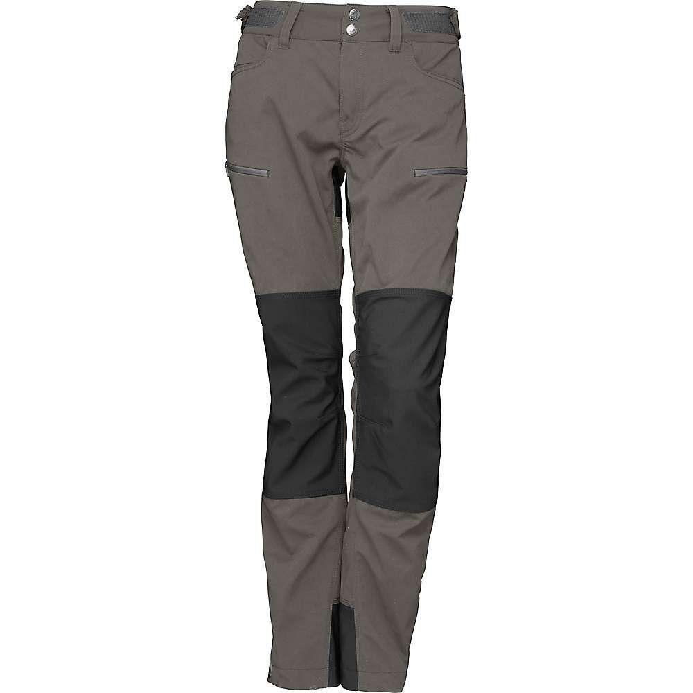 ノローナ Norrona レディース ボトムス・パンツ 【svalbard heavy duty pant】Slate Grey
