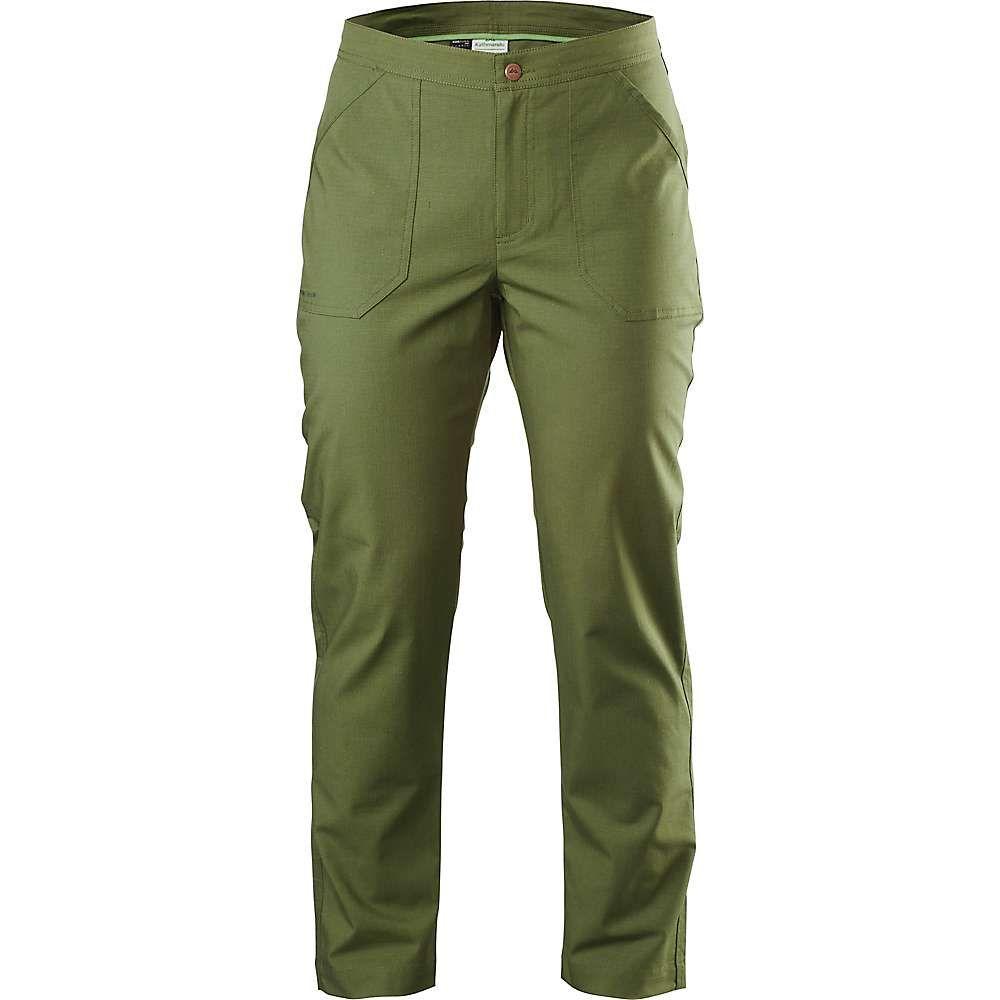 カトマンズ Kathmandu レディース ボトムス・パンツ 【nduro pants】Burnt Olive