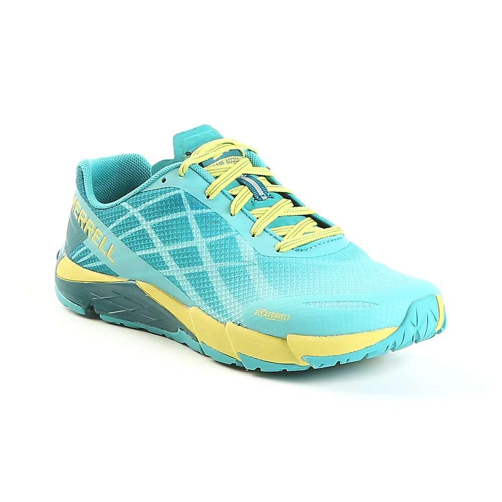 メレル Merrell レディース ランニング・ウォーキング シューズ・靴【bare access flex shoe】Aruba Blue
