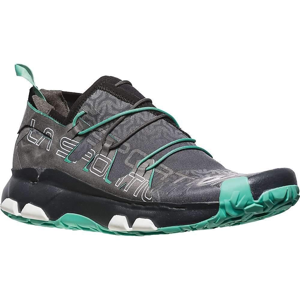 ラスポルティバ La Sportiva レディース ランニング・ウォーキング シューズ・靴【unika shoe】Carbon/Jade Green