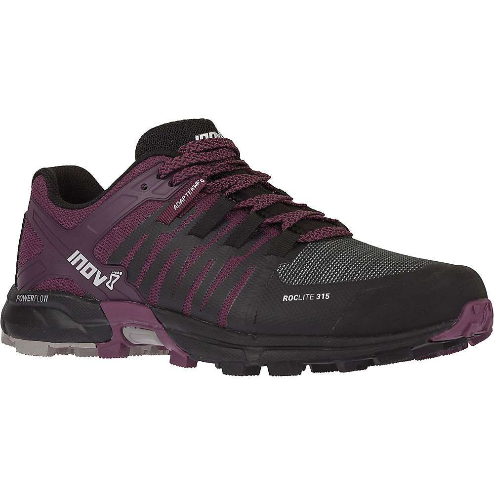イノヴェイト Inov8 レディース ランニング・ウォーキング シューズ・靴【roclite 315 shoe】Black/Purple