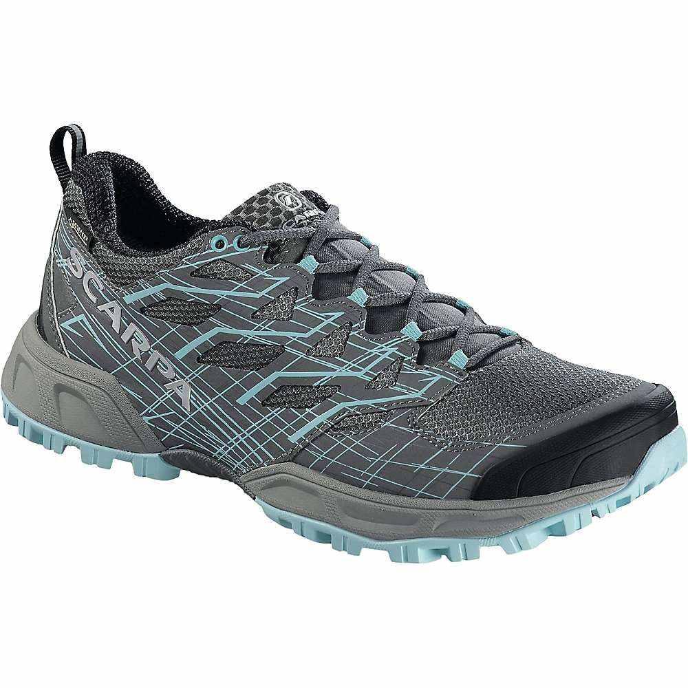 スカルパ Scarpa レディース ランニング・ウォーキング シューズ・靴【neutron 2 shoe】Grey/Blue Radiance