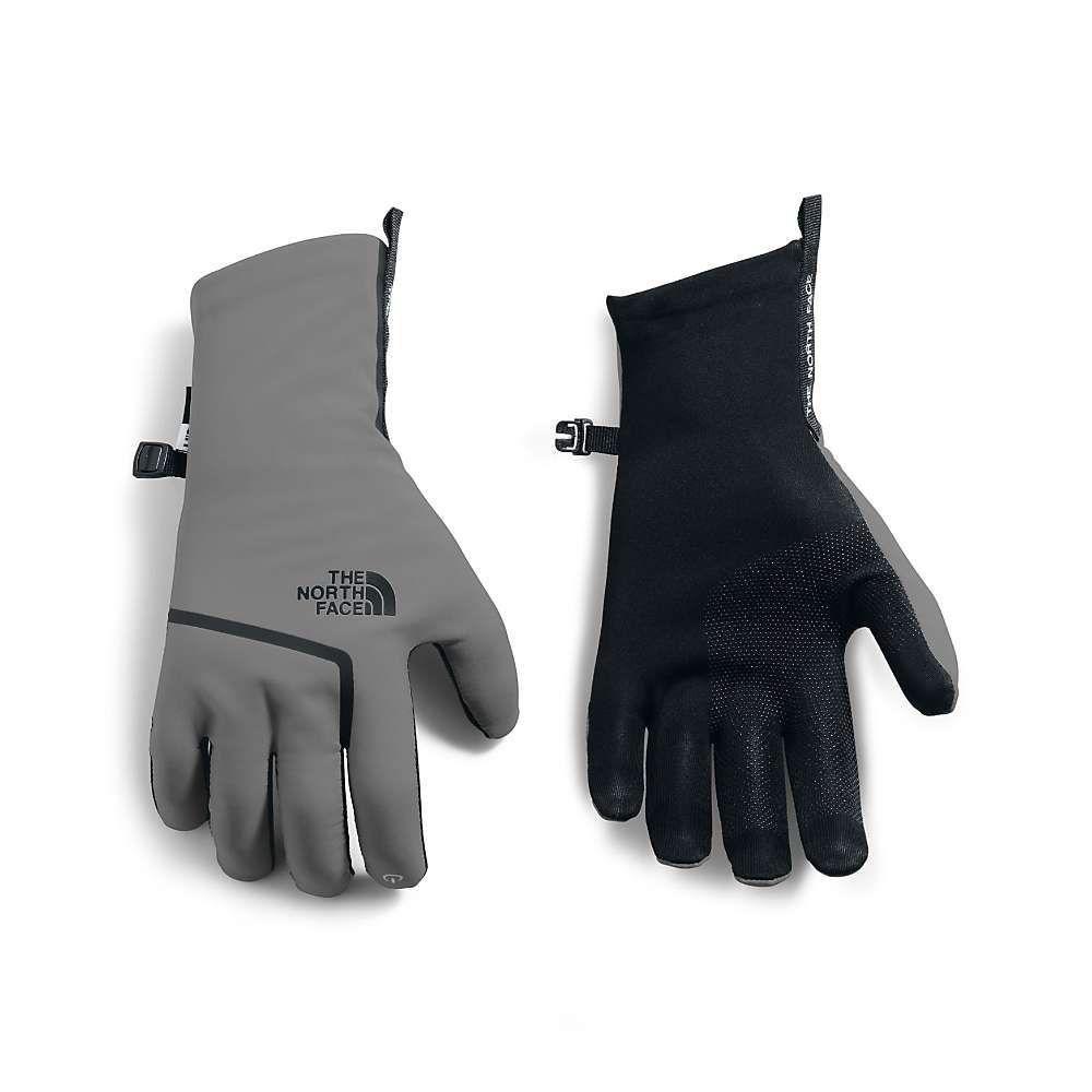 ザ ノースフェイス The North Face レディース ランニング・ウォーキング グローブ【gore closefit soft shell glove】Mid Grey