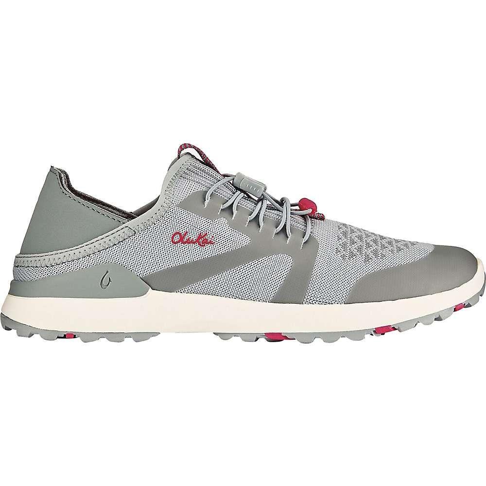 オルカイ OluKai レディース ランニング・ウォーキング シューズ・靴【miki trainer shoe】Pale Grey/Poi