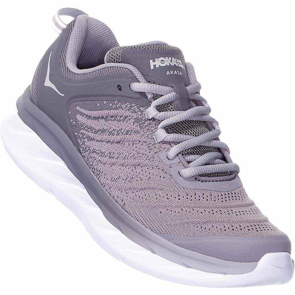 ホカ オネオネ Hoka One One レディース ランニング・ウォーキング シューズ・靴【akasa shoe】Frost Grey/Silver Sconce