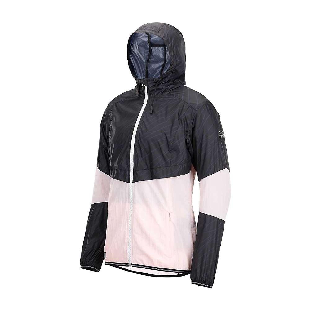 ピクチャー Picture レディース ランニング・ウォーキング ジャケット アウター【plume light jacket】Pale Rose