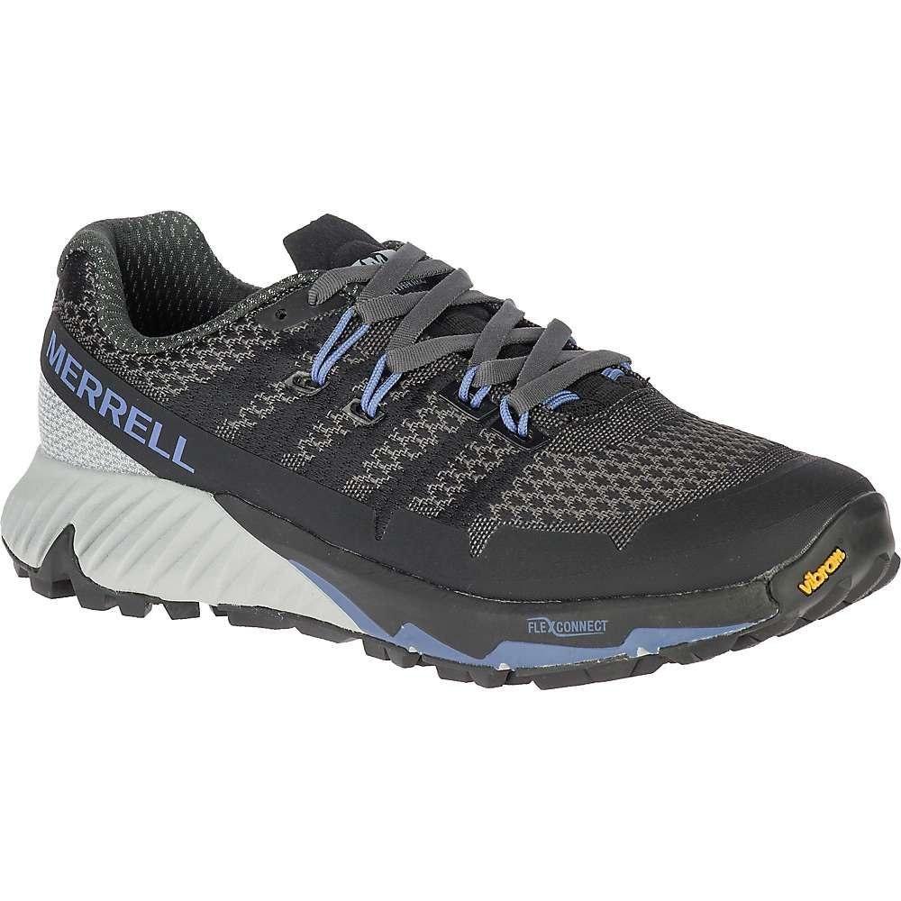 メレル Merrell レディース ランニング・ウォーキング シューズ・靴【agility peak flex 3 shoe】Black