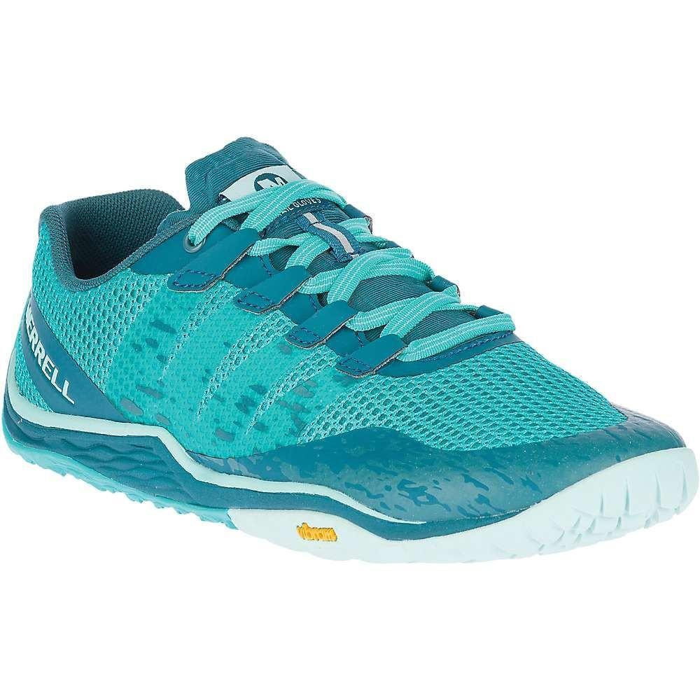 メレル Merrell レディース ランニング・ウォーキング シューズ・靴【trail glove 5 shoe】Ceramic