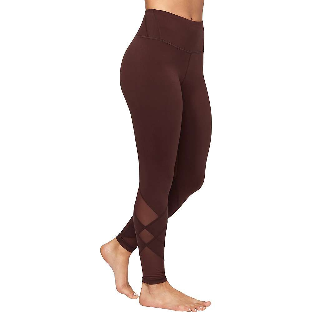 マンドゥカ Manduka レディース ヨガ・ピラティス タイツ・スパッツ スパッツ・レギンス ボトムス・パンツ【movement mesh legging】FIG