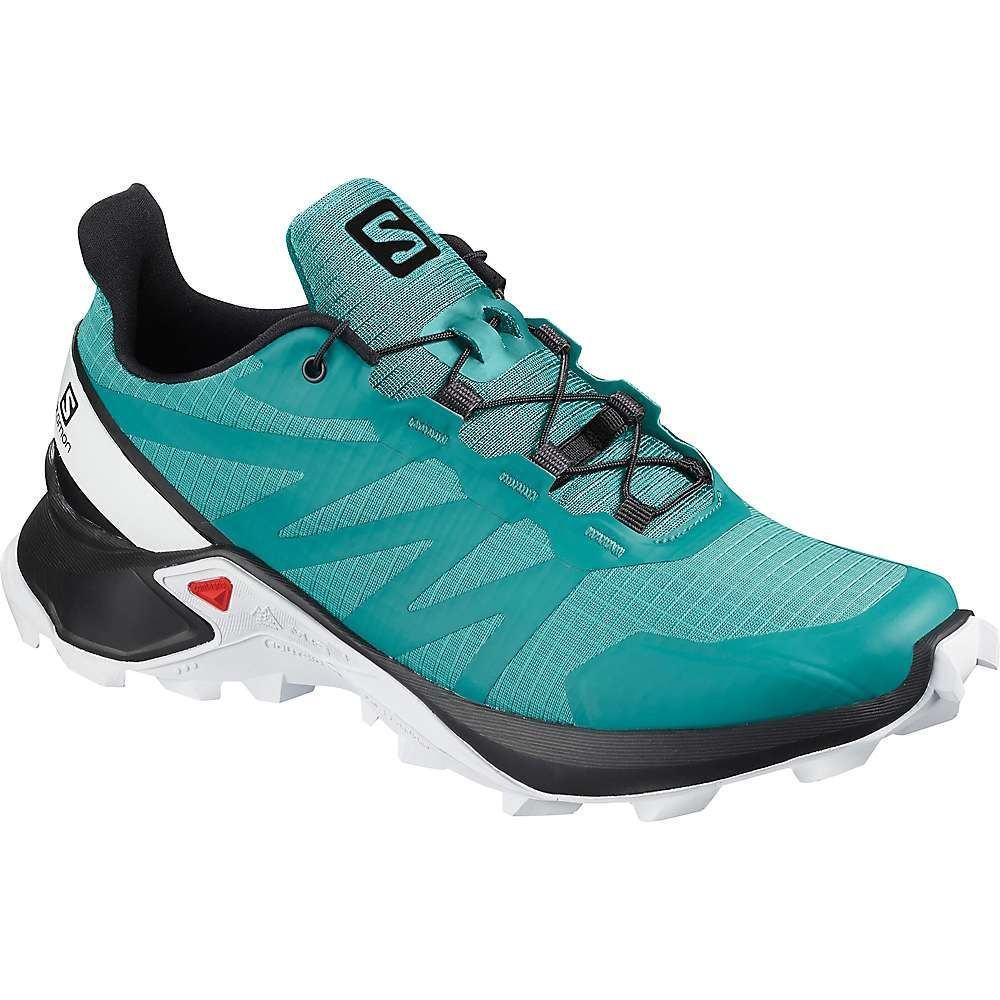 サロモン Salomon レディース ランニング・ウォーキング シューズ・靴【supercross shoe】Bluebird/Black/White