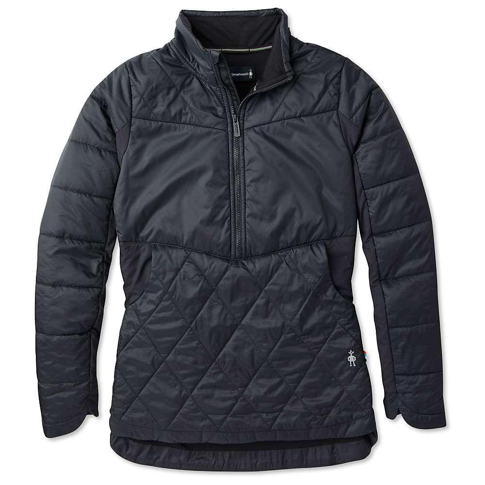 スマートウール Smartwool レディース フィットネス・トレーニング トップス【smartloft-x 60 pullover】Black