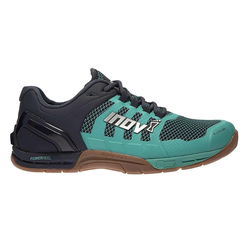 イノヴェイト Inov8 レディース ランニング・ウォーキング シューズ・靴【f-lite 290 knit shoe】Teal/Gum