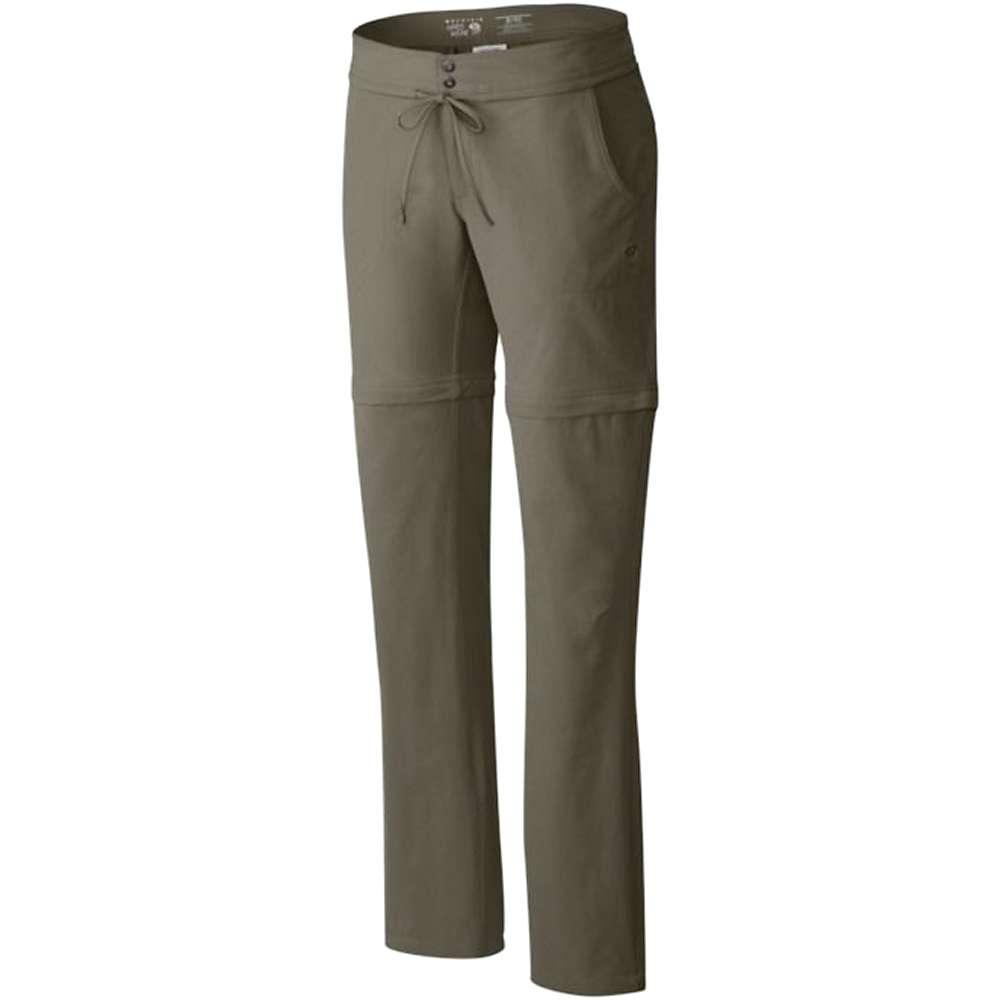 マウンテンハードウェア レディース ハイキング ウェア【Mountain Hardwear Yuma Convertible Pant】Stone Green