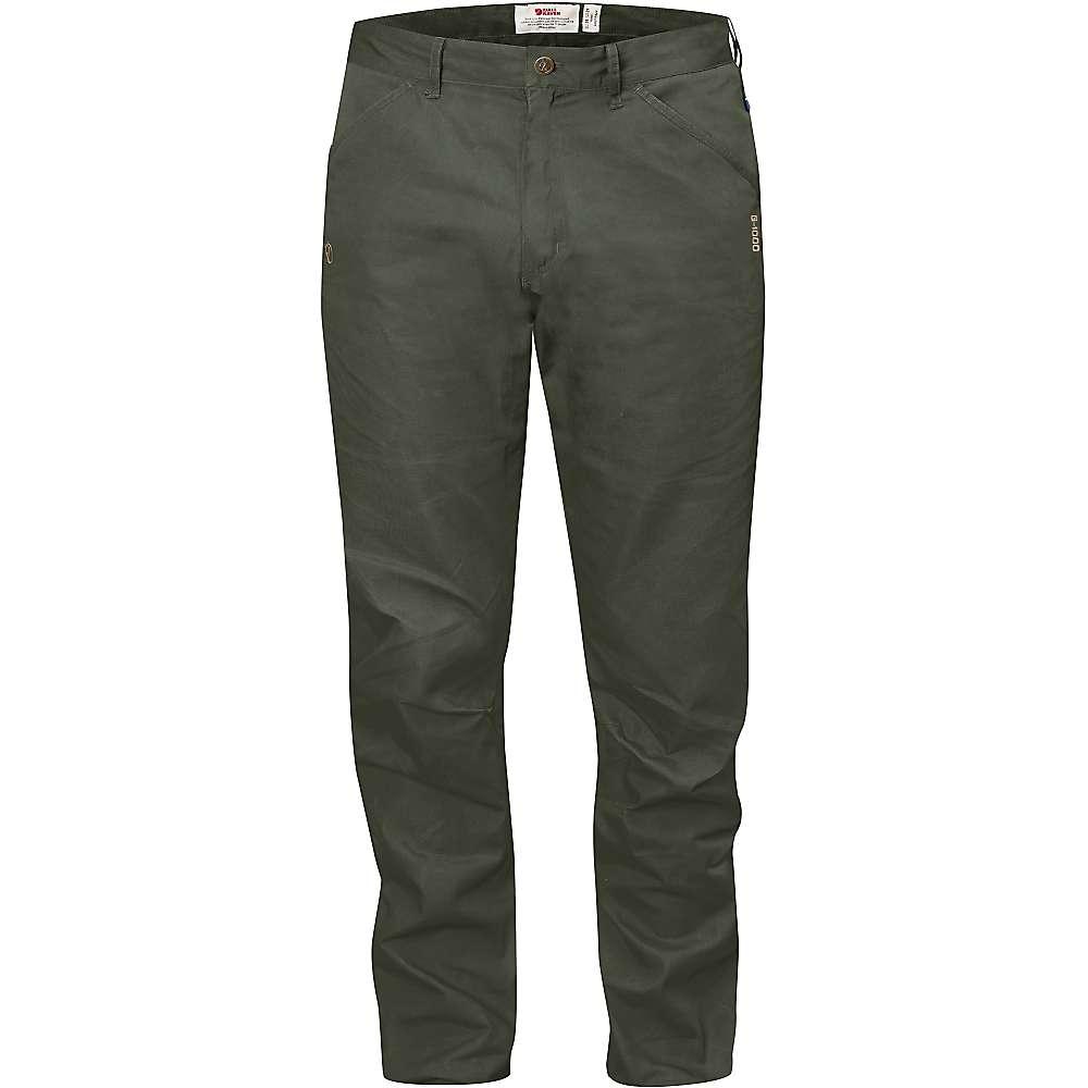 大量入荷 フェールラーベン メンズ ハイキング ウェア【Fjallraven High Coast Trousers】Mountain Grey, ゆーとぴあ猫用品専門店 ab219107