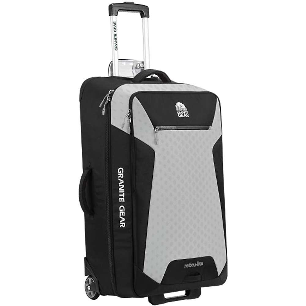 グラナイトギア ユニセックス メンズ レディース バッグ キャリーバッグ【Granite Gear Reticu-Lite 30 Wheeled Upright Travel Pack】Black / Medium Grey