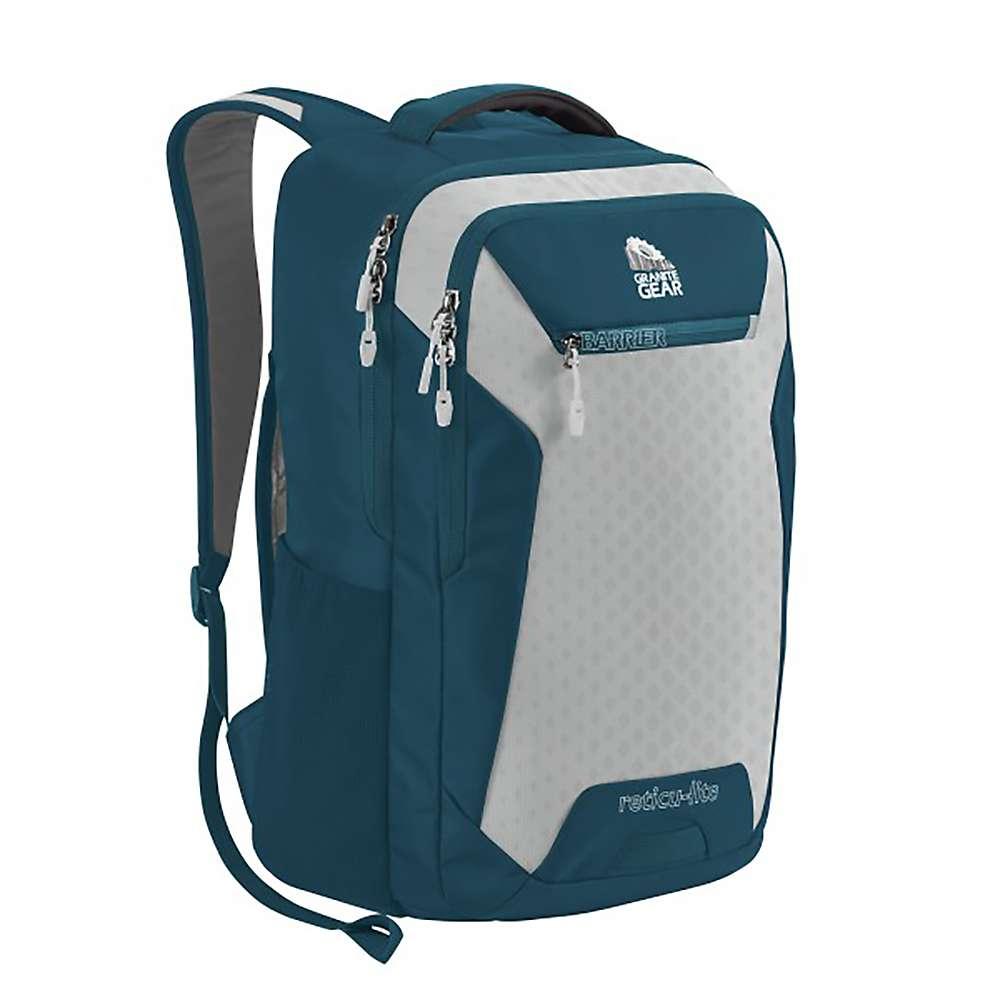 グラナイトギア ユニセックス メンズ レディース バッグ バックパック・リュック【Granite Gear Reticu-Lite Backpack】Basalt / Medium Grey