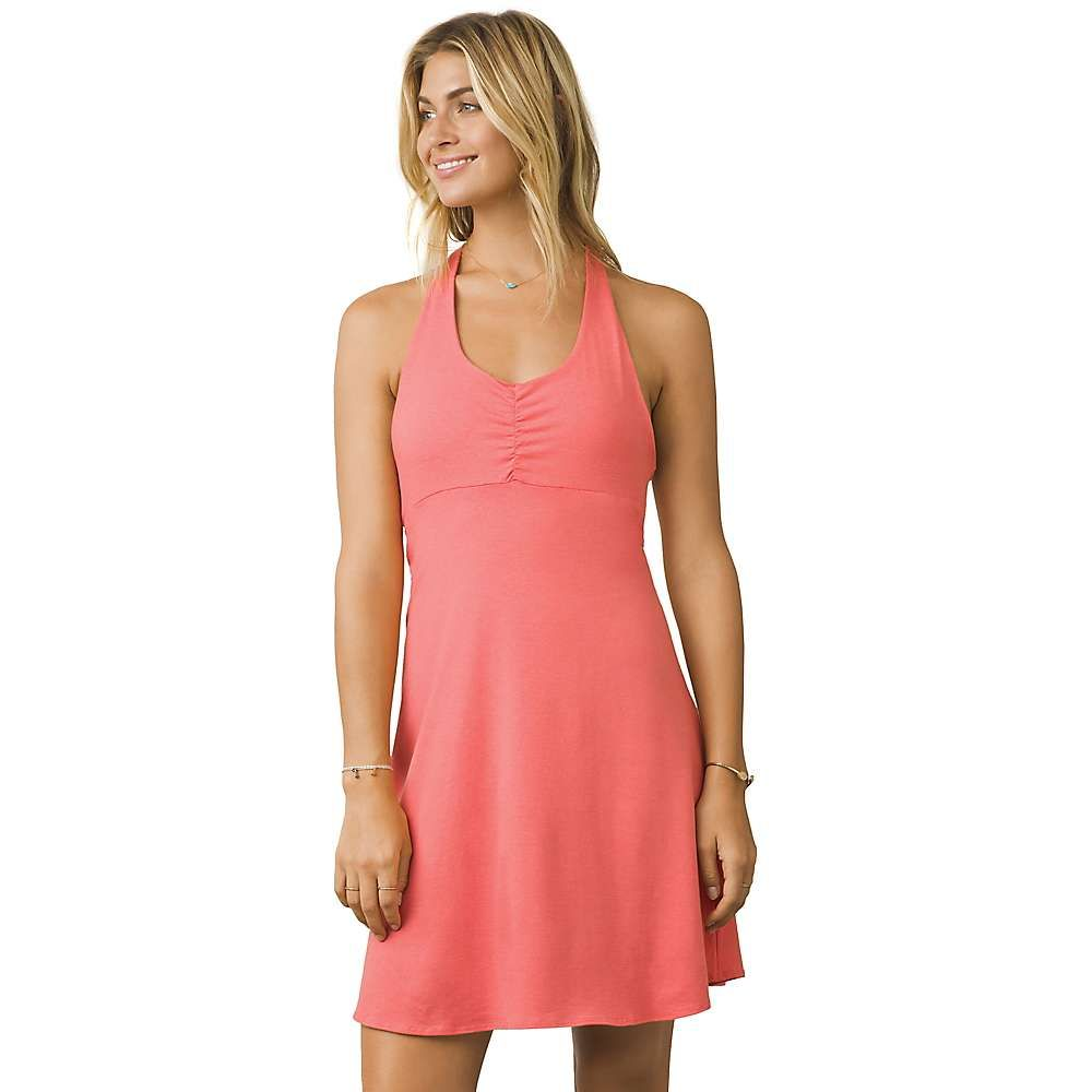 プラーナ Prana レディース ワンピース ワンピース・ドレス【beachside dress】Summer Peach
