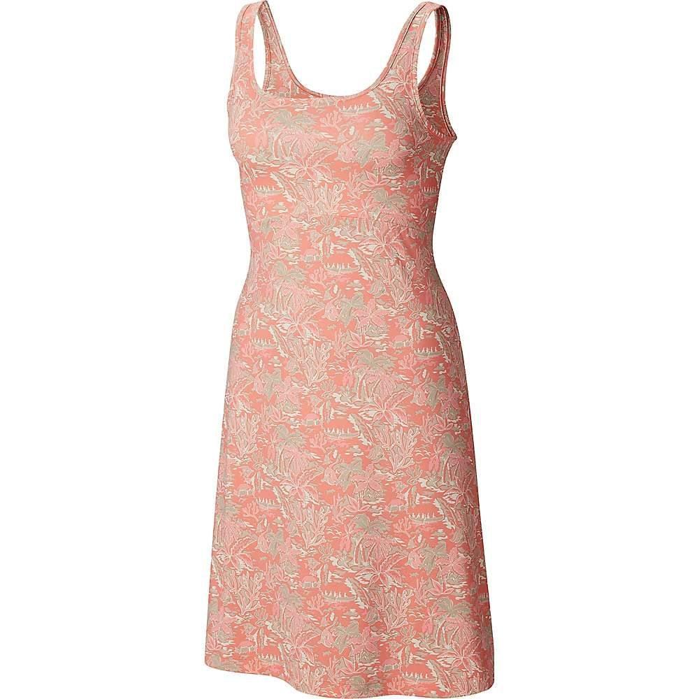 コロンビア Columbia レディース ワンピース ワンピース・ドレス【freezer iii dress】Lychee Hawaii Print
