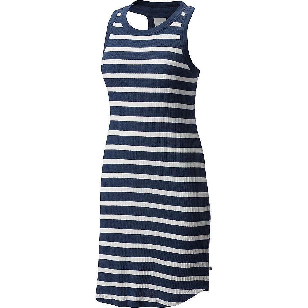 マウンテンハードウェア Mountain Hardwear レディース ワンピース タンクドレス ワンピース・ドレス【lookout tank dress】Heather Zinc