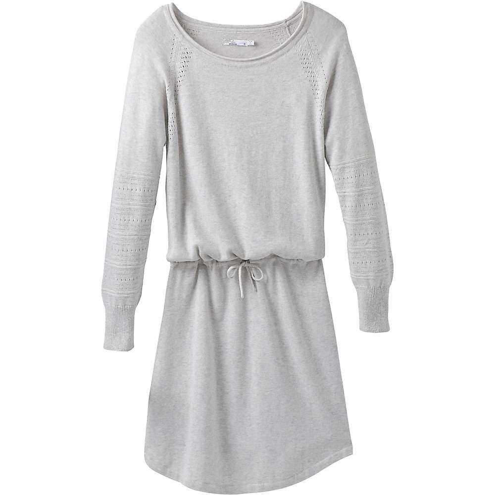 プラーナ Prana レディース ワンピース ワンピース・ドレス【leigh dress】Bone Heather