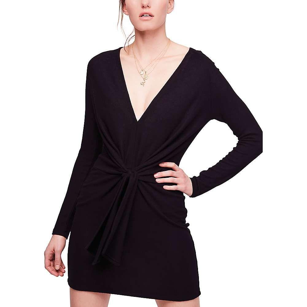 フリーピープル Free People レディース ワンピース ワンピース・ドレス【fp movement ginger cozy dress】Black