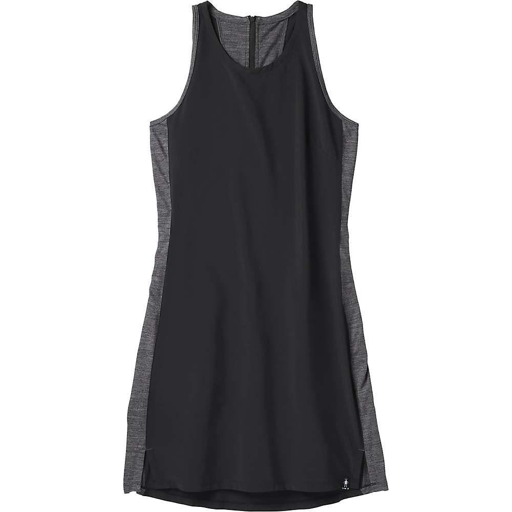 スマートウール Smartwool レディース ワンピース ワンピース・ドレス【merino sport dress】Black