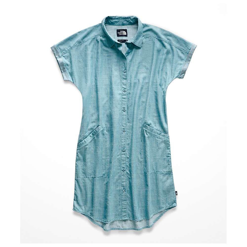 ザ ノースフェイス The North Face レディース ワンピース ワンピース・ドレス【sky valley dress】Storm Blue Chambray