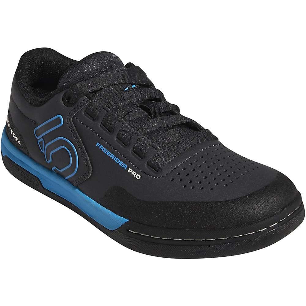 ファイブテン Five Ten レディース 自転車 シューズ・靴【freerider pro shoe】Carbon/Shock Cyan/黒