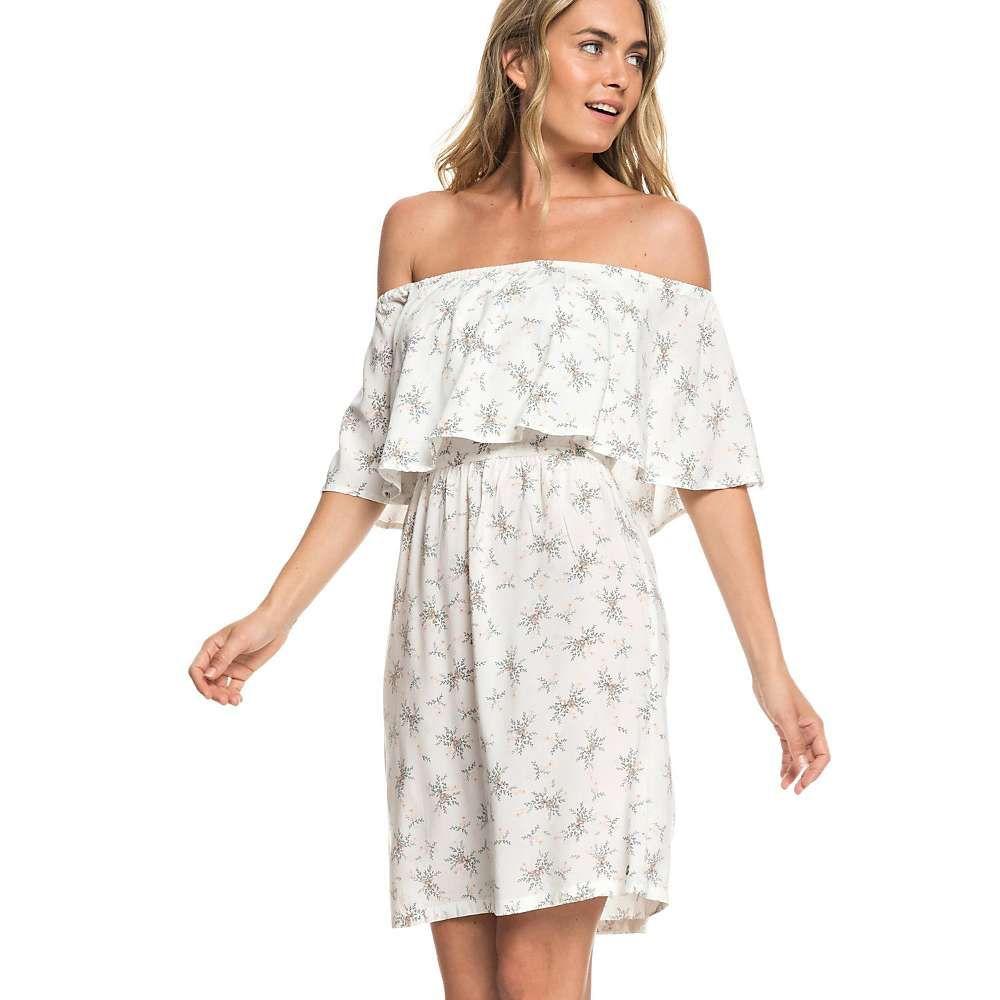 ロキシー Roxy レディース ワンピース ワンピース・ドレス【mermaid colors dress】Marshmallow Flowers Everyday