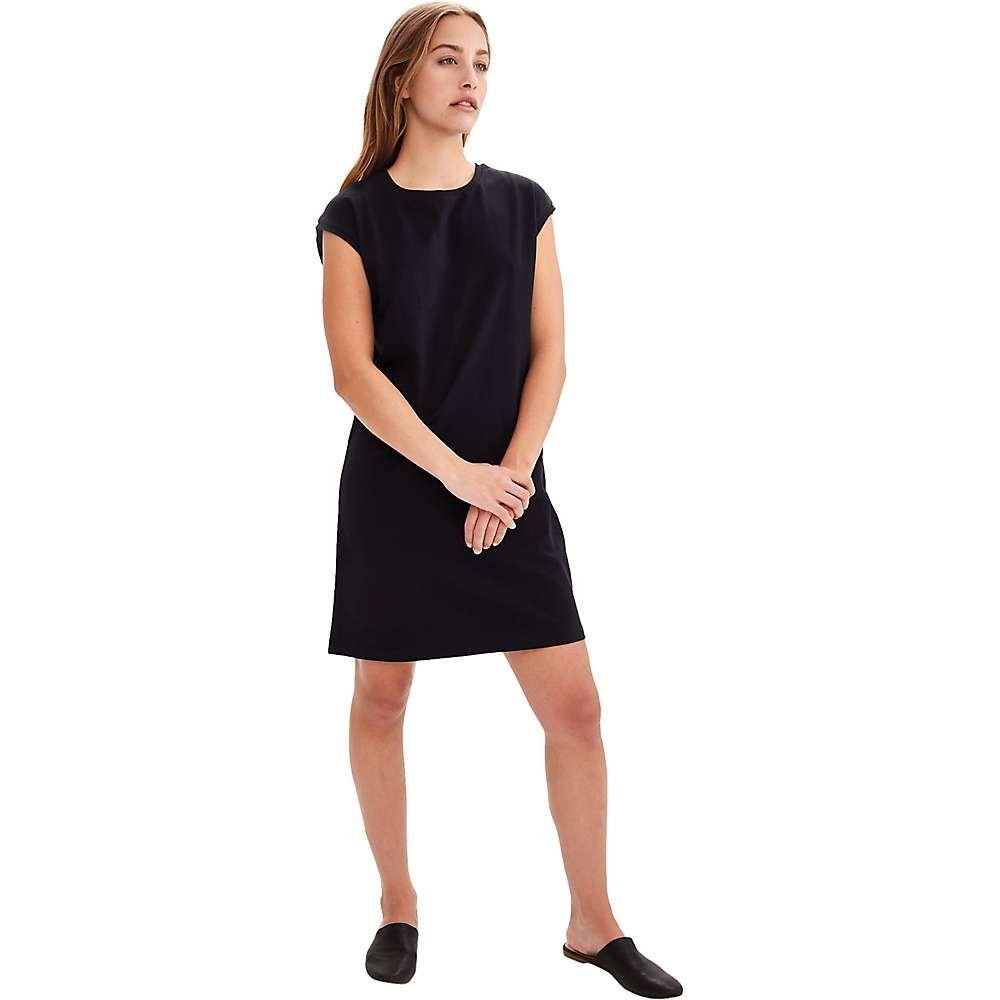 ロール Lole レディース ワンピース ワンピース・ドレス【luisa cap sleeve dress】Black