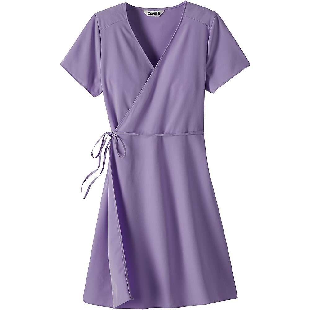 マウンテンカーキス Mountain Khakis レディース ワンピース ラップドレス ワンピース・ドレス【mountain rose wrap dress】Amethyst