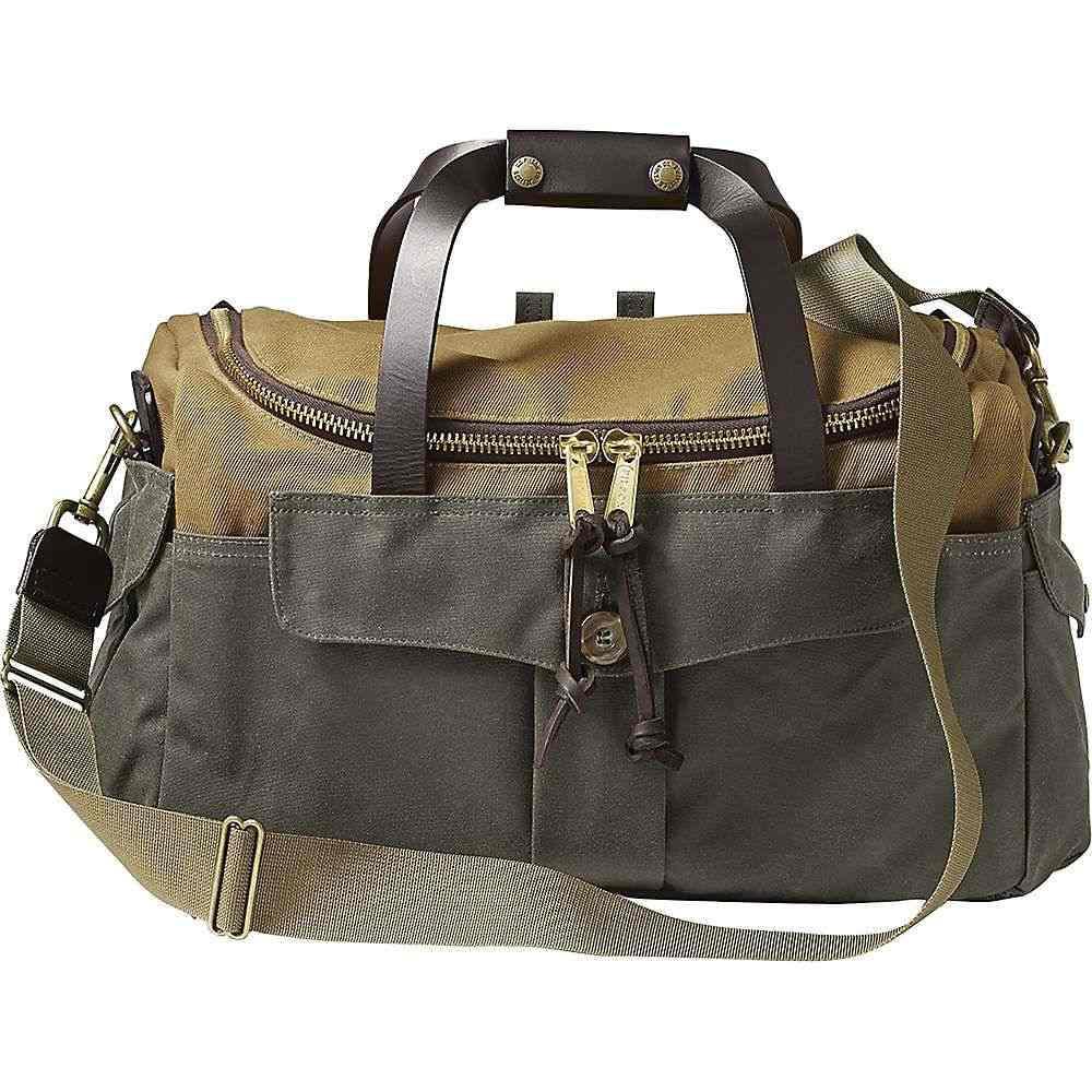 フィルソン Filson ユニセックス ボストンバッグ・ダッフルバッグ バッグ【heritage sportsman bag】Tan/Otter Green S