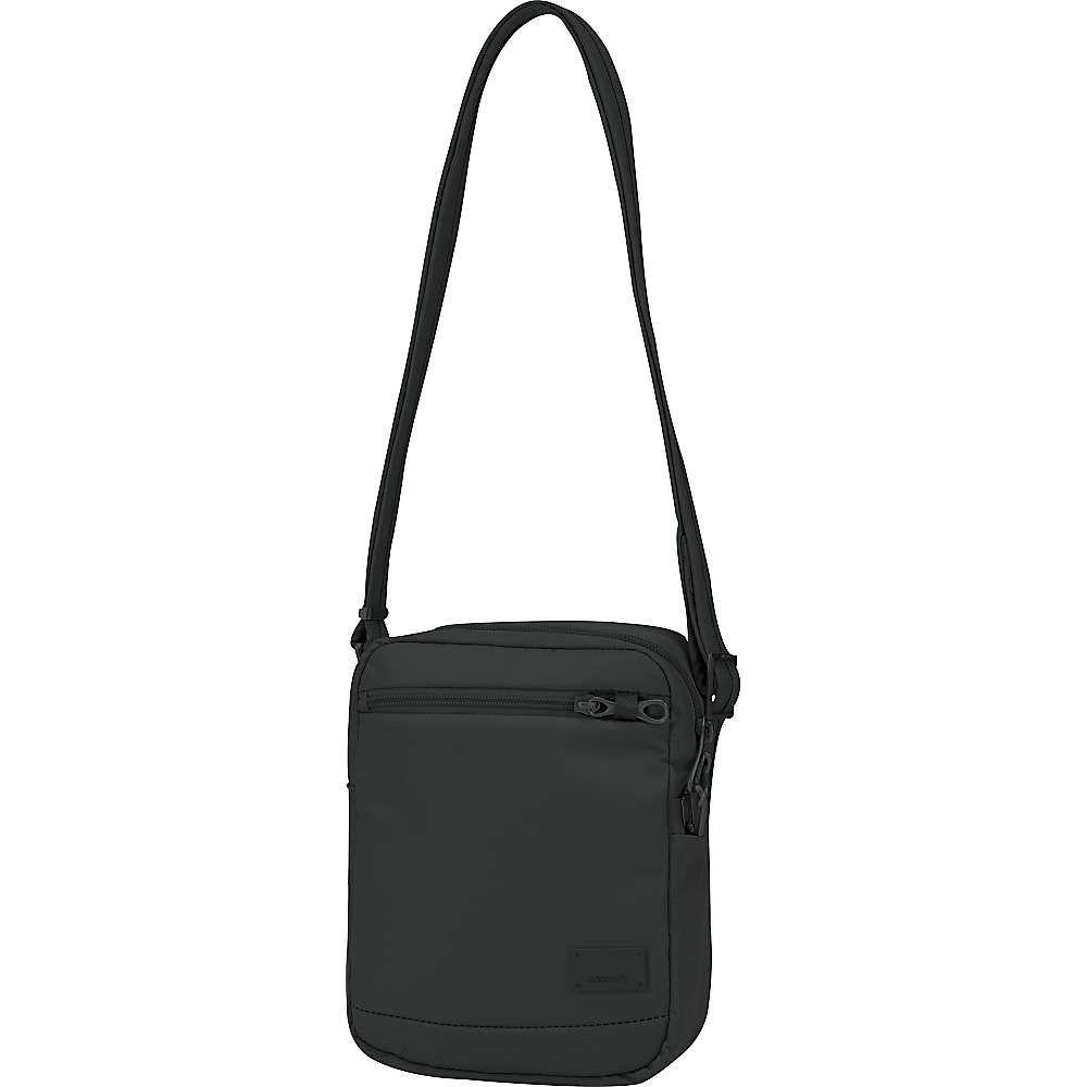 パックセイフ Pacsafe ユニセックス ショルダーバッグ バッグ【citysafe cs75 anti-theft cross body & travel bag】Black
