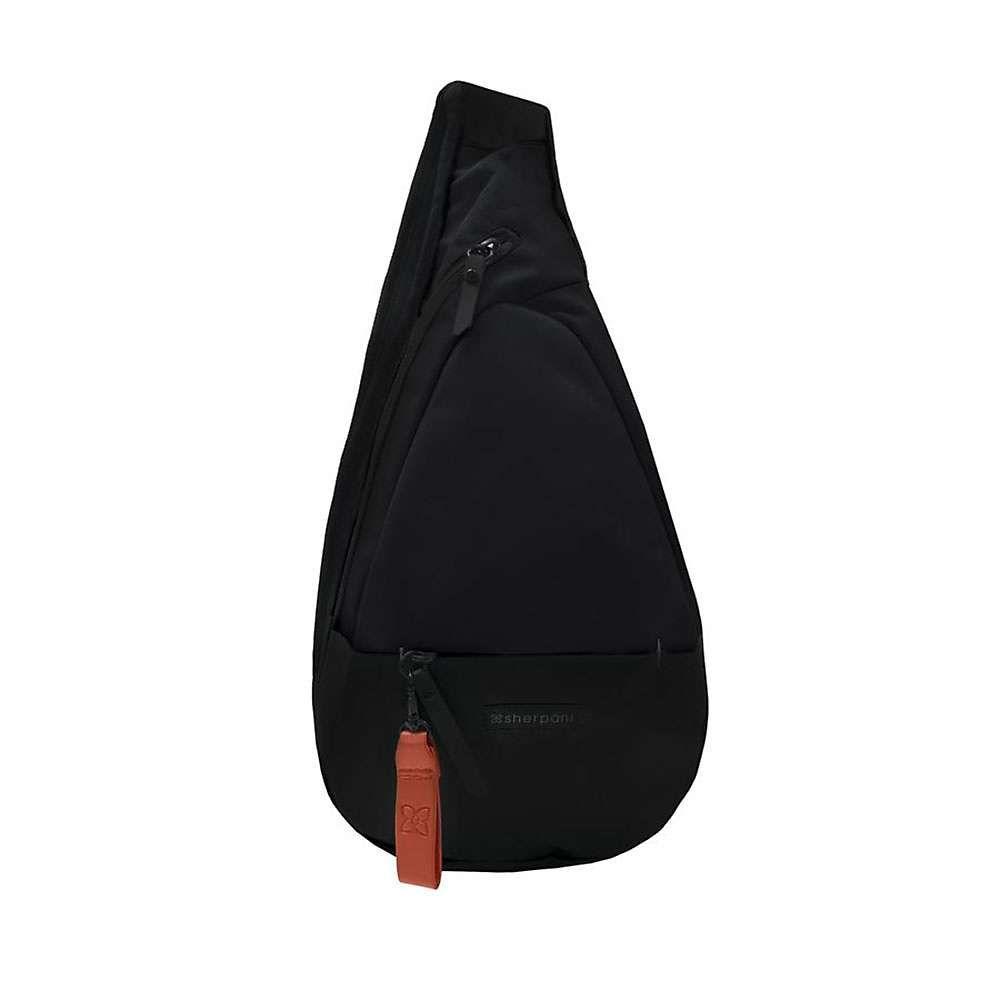 シェルパニ Sherpani レディース バックパック・リュック バッグ【esprit sling backpack】Raven