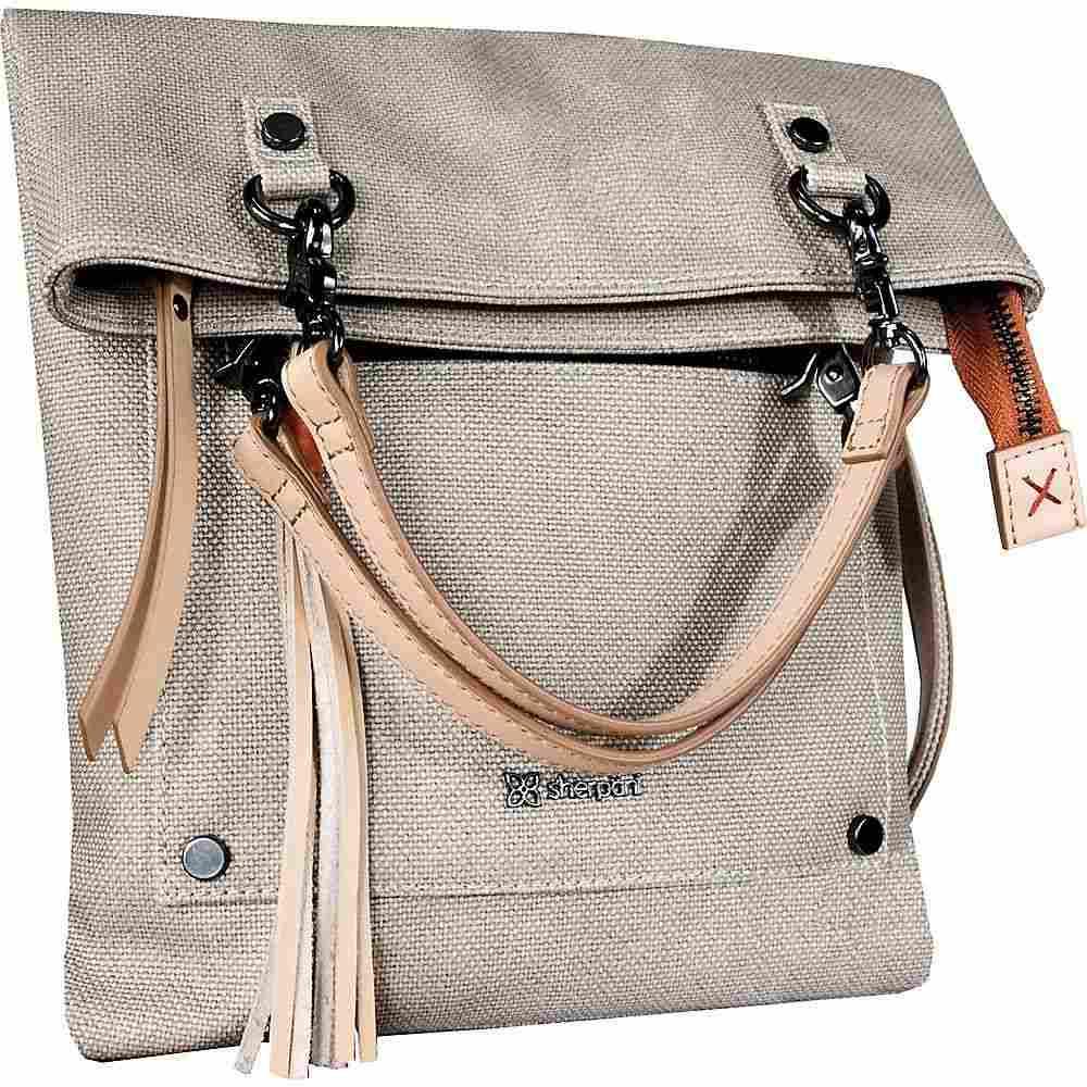 シェルパニ Sherpani レディース ショルダーバッグ バッグ【rebel crossbody bag】Natural