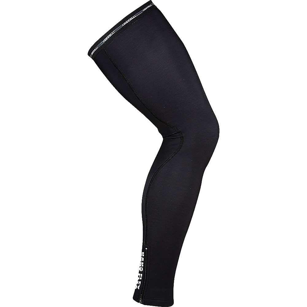 カステリ Castelli メンズ ヨガ・ピラティス ボトムス・パンツ【nano flex 3g legwarmer】Black