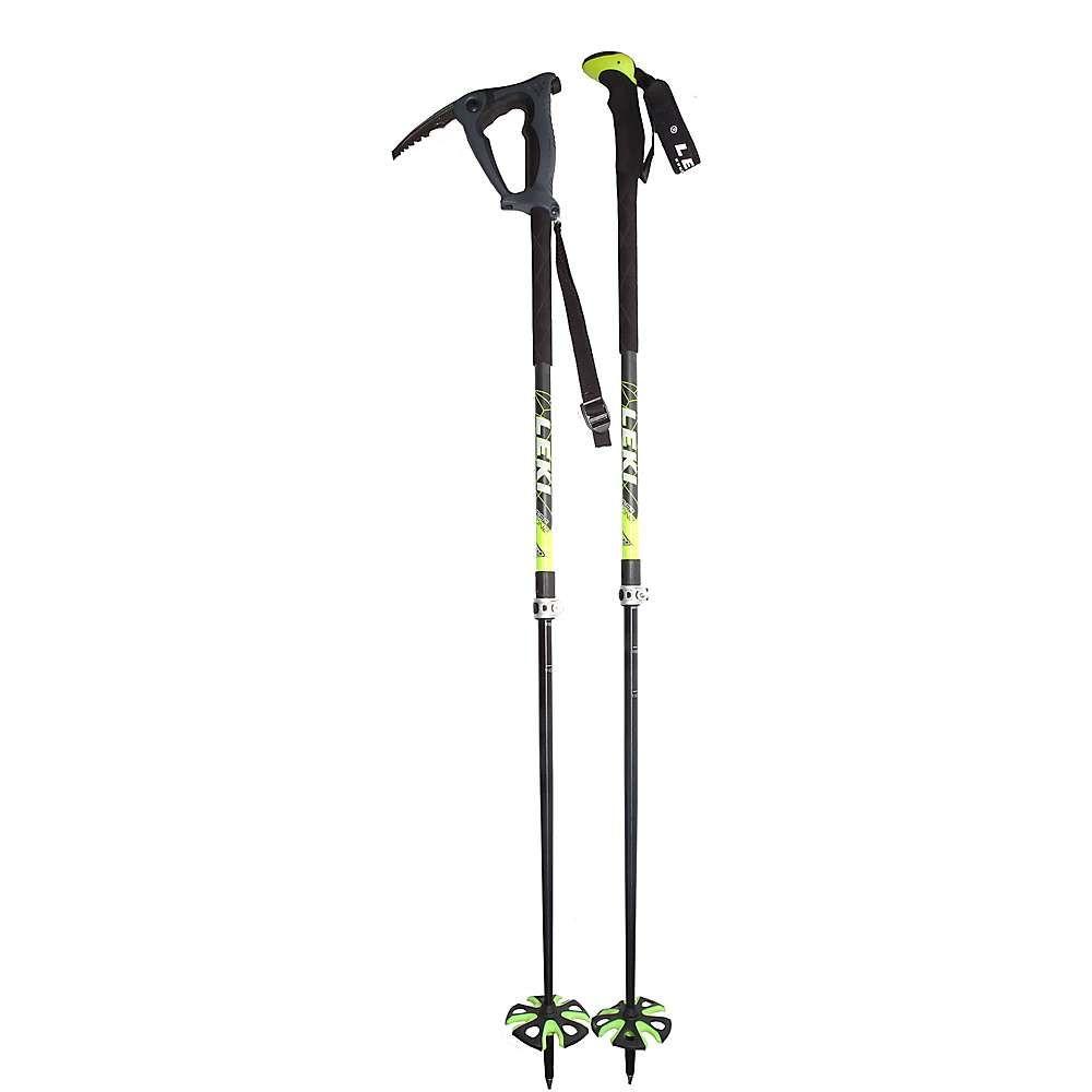 レキ ユニセックス スキー・スノーボード その他スキー・スノーボード用品 Grey/Yellow 【サイズ交換無料】 レキ Leki ユニセックス スキー・スノーボード ポール【aergon 2 condor ski pole】Grey/Yellow