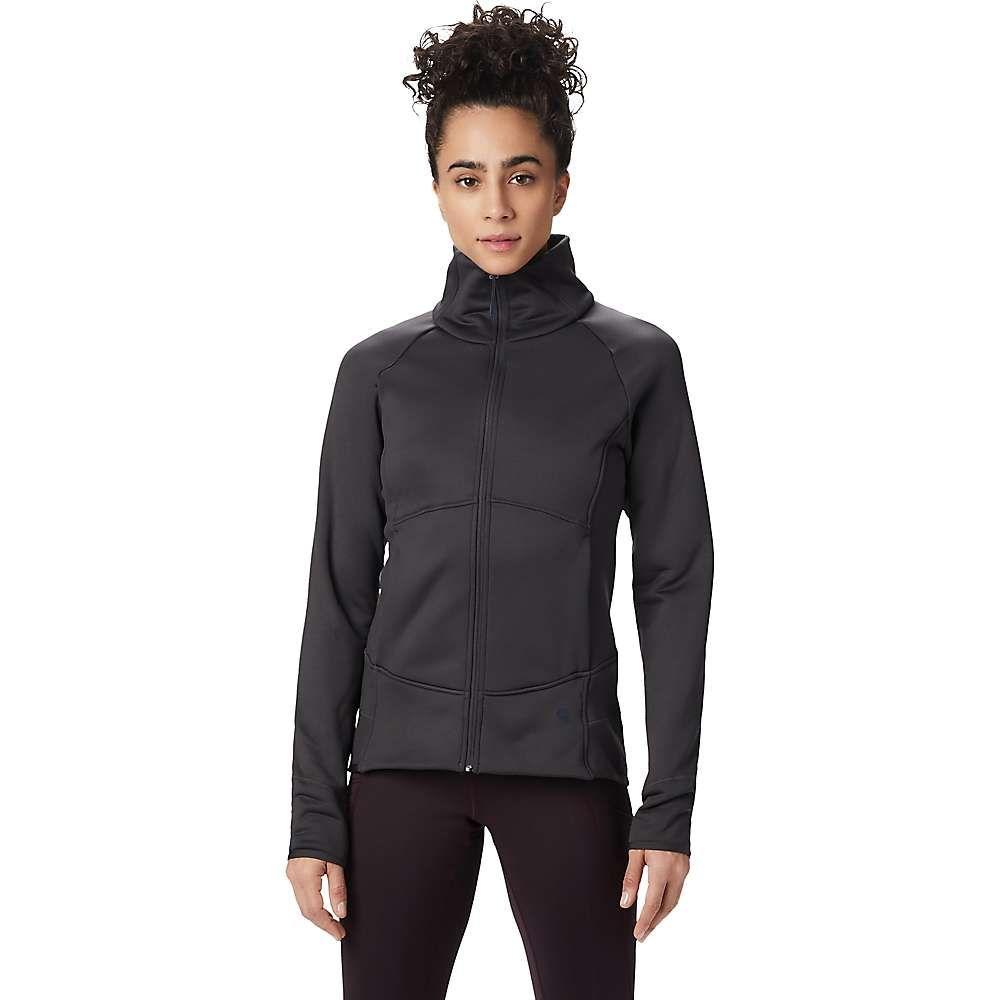 マウンテンハードウェア Mountain Hardwear レディース ジャケット アウター【frostzone full zip jacket】Void