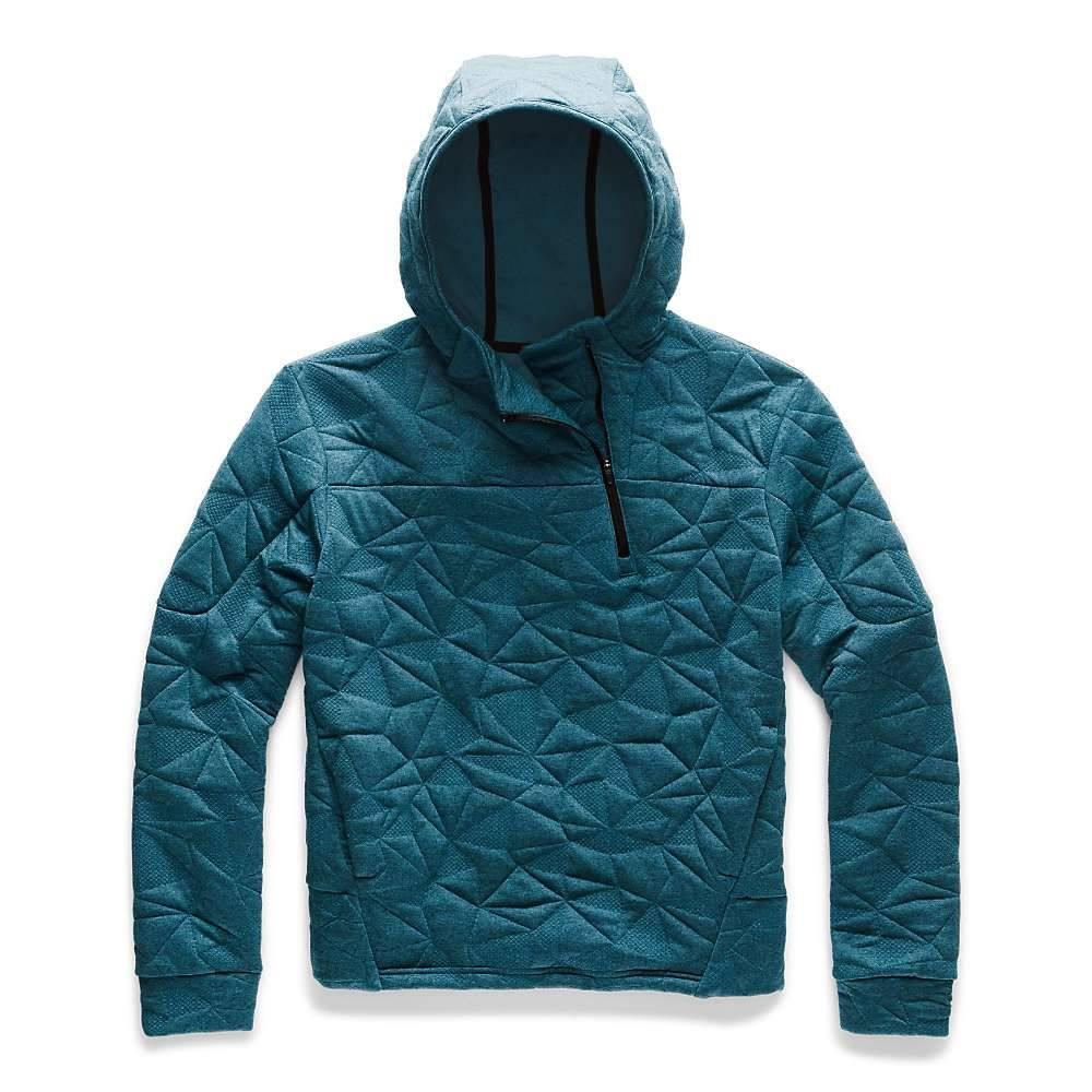 ザ ノースフェイス The North Face レディース パーカー トップス【get out there pullover】Blue Coral Heather