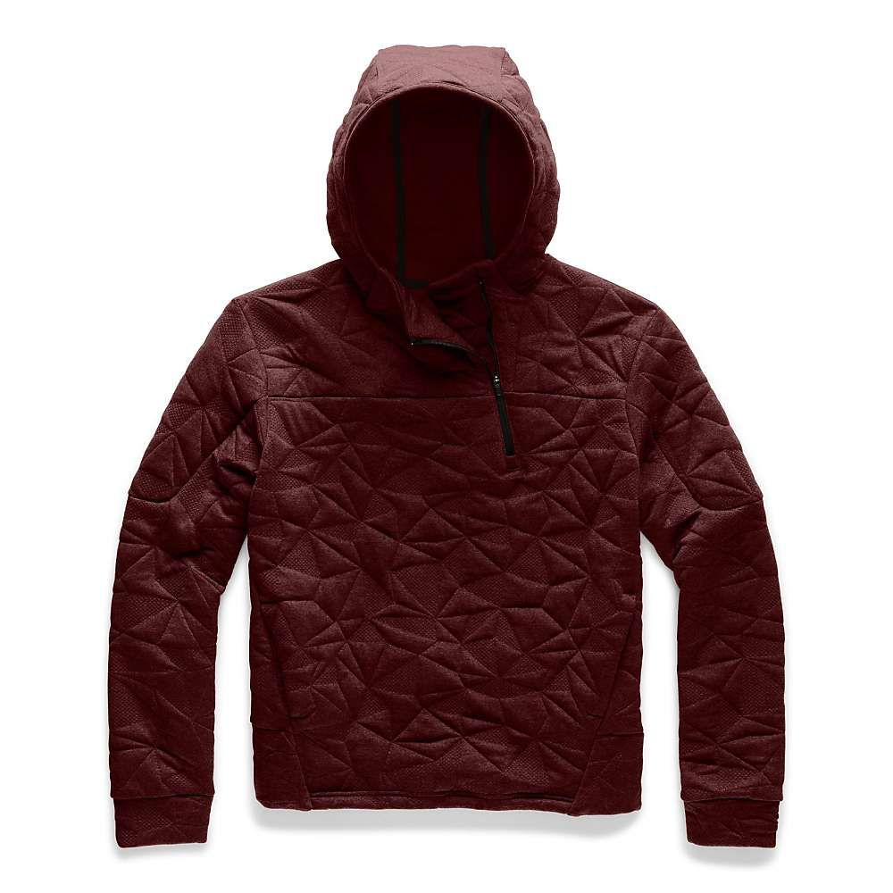 ザ ノースフェイス The North Face レディース パーカー トップス【get out there pullover】Deep Garnet Red Heather